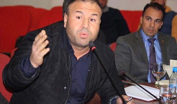 سليمان حوليش : حزب الأصالة والمعاصرة